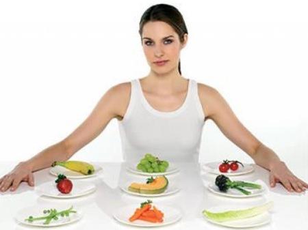 Питание при прыщах на груди