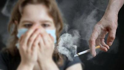Как избавиться от запаха сигарет?